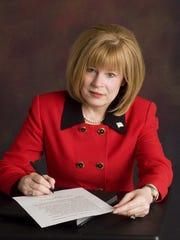 Assemblywoman Nancy Pinkin (D-Middlesex).