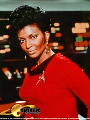 """Nichelle Nichols, who broke new ground on television as Lt. Uhura on """"Star Trek,"""" is among the scheduled celebrity guests at Wisconsin Comic Convention, June 28-30 at the Wisconsin Center."""