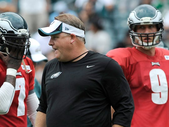 0a650c8ce Michael Vick  Chip Kelly made me cry over Eagles QB competition