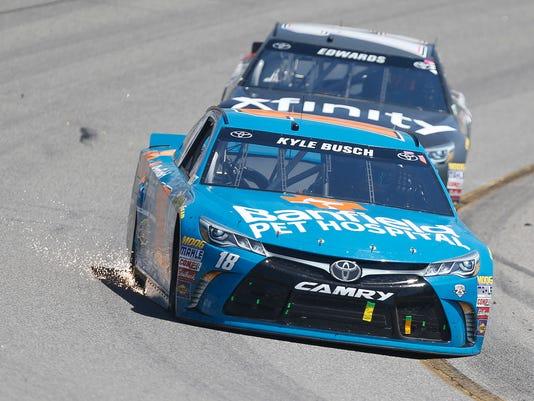 USP NASCAR: TOYOTA OWNERS 400 S CAR USA VA