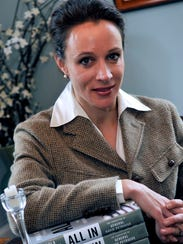 Paula Broadwell, David Petraeus' biographer and former