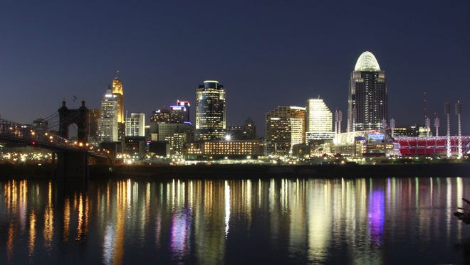Cincinnati has changed for the better, a writer says.