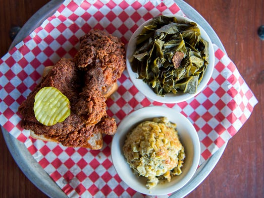 Rocky's Hot Chicken Shack now serves up their Tennessee