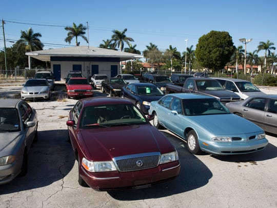 """Founded in 2011, the nonprofit auto dealership is looking for space to store their extra inventory. """"I just want enough space where I can keep up with our growth,"""" founder Bill Walsh said."""