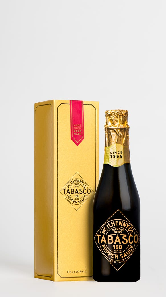 Tabasco Diamond Reserve Sauce