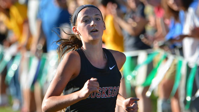 Muskego junior Kate Jochims is the two-time defending Classic 8 champion and has two top-10 finishes at the state meet.