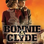 """""""Bonnie & Clyde, a New Musical"""" is among the shows Stage Center will showcase in its 2015 season. Special to The Times"""