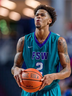 FSW sophomore wing Tremell Murphy has coaches from Oregon, Illinois and elsewhere visiting FSW to get a look at him.