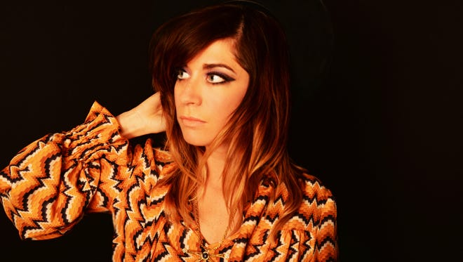 Nicole Atkins plays the House of Independents in Asbury Park on Oct. 28.