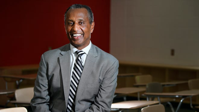 A few years after joining the board of LEAD Schools, Dwayne Tucker became interim CEO and was named to the job permanently in May.