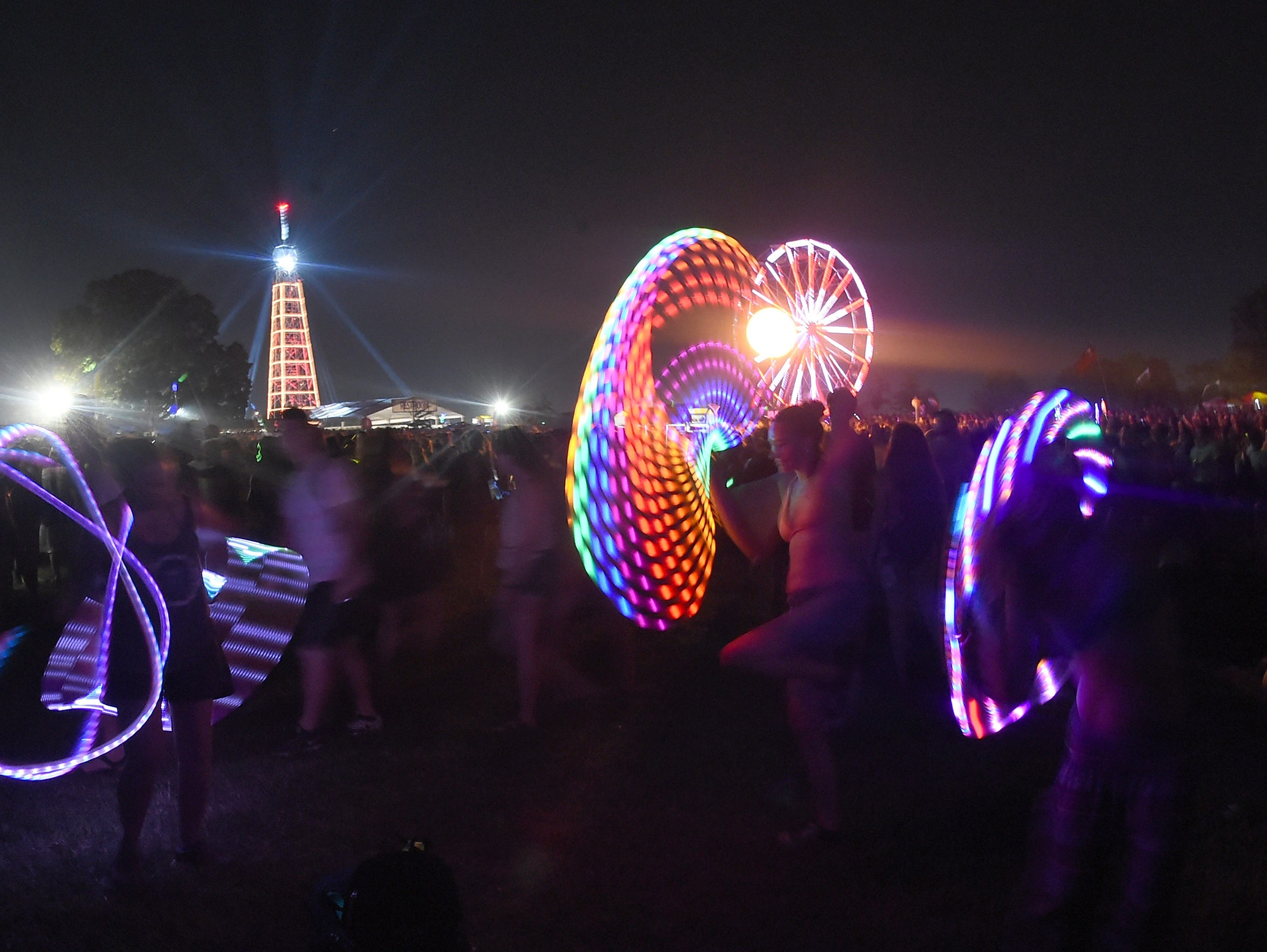 Mancheter, Tenn., plays host to the Bonnaroo Arts and