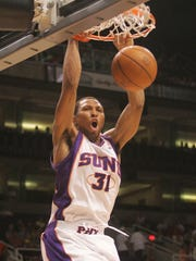 Shawn Marion was part of the deal that brought Shaquille