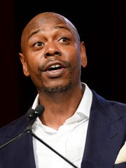 Dave Chappelle in a 2015 file photo.