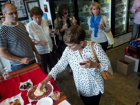 Naples Food Tours has added two new stops to its lineup of restaurants and markets.