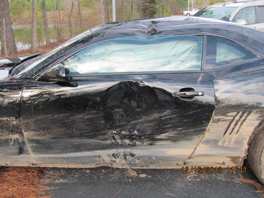 Wrecked Camaro S Owner To Get New Car After Viral Tale