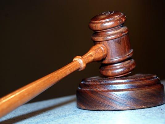 court judgement gavel