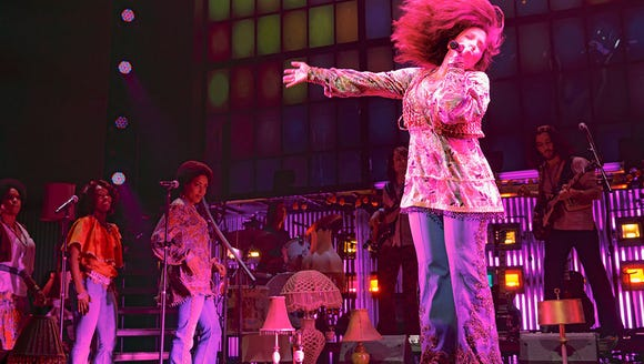 """The """"A Night with Janis Joplin"""" show at the Admiral"""