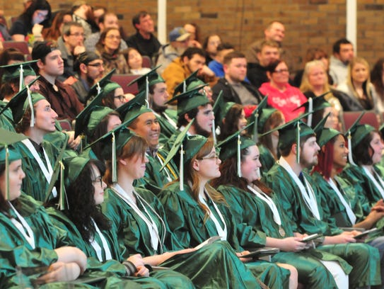 The Richmond Excel Center graduated 41 people earlier