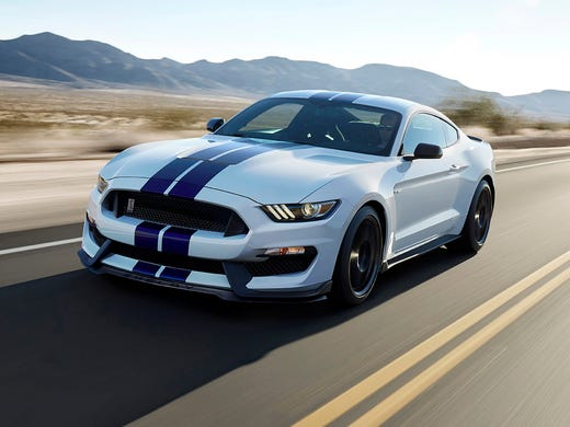 Ford S 2016 Shelby Gt350 Mustang A Tribute To Designer