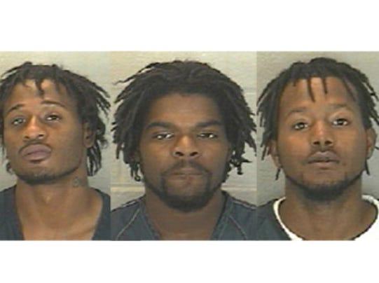 Circle K robbery mugs composite