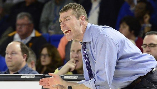 CPA boys basketball coach Drew Maddux