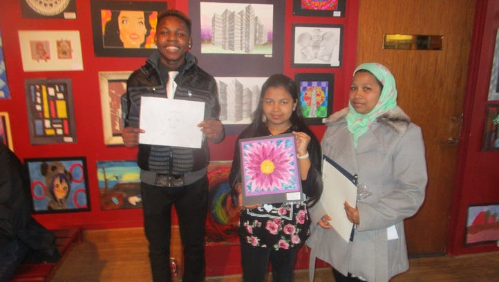 Paterson arts group honors Black History Month contest winners