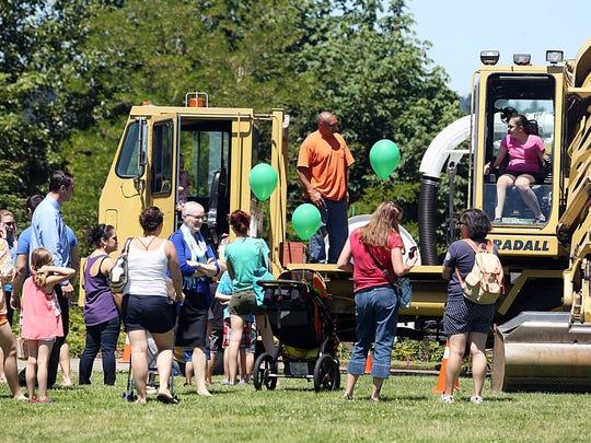 The city of Salem is hosting Public Works Day on June 21 at Riverfront Park.