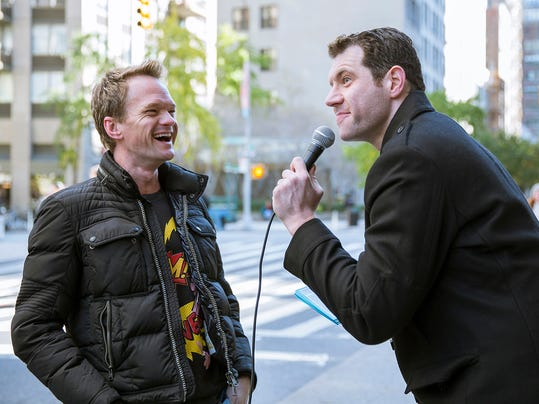"""""""Billy on the Street"""" with Neil Patrick Harris"""