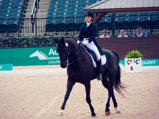 Meghan Miller and Remington have qualified for the junior championships, which will be held in Colorado later this month.