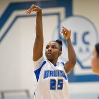 Battle Creek Central graduate Kayla Freeman is having a big year for the Kellogg Community College women's basketball team, despite missing parts of two seasons due to academic issues.