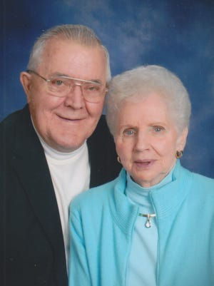 60th Anniversary: Gene & Marilyn (Lynn) Borgert