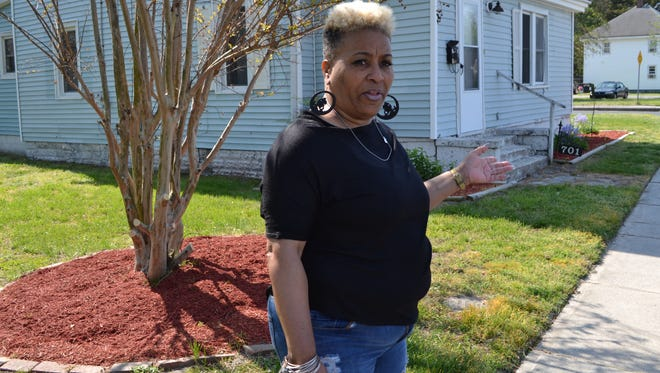 Salisbury City Councilwoman April Jackson talks about the 1968 riots on Lake Street. She was 10 years old at the time and witnessed the arrests of her father and two cousins.