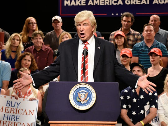 Alec Baldwin won an Emmy for his work on 'Saturday
