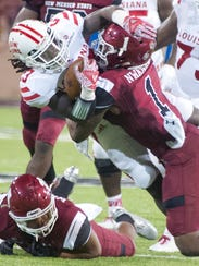 New Mexico State safety Jacob Nwangwa is a three-year