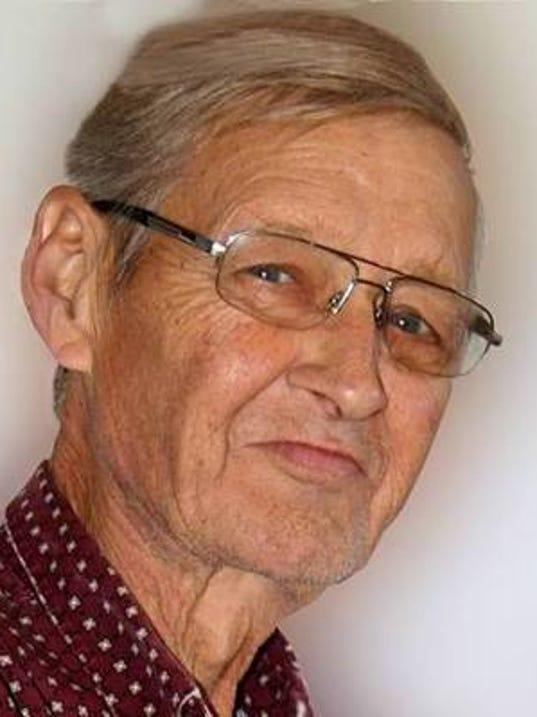 """Lloyd R.W. """"Satch"""" Parrett"""