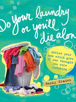 Becky Blades turned a letter to her daughter into a book.