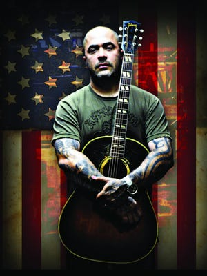 Aaron Lewis, country music star and lead singer of Staind, will perform at Horseshoe Cincinnati Saturday, Feb. 6.