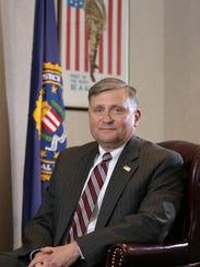 El Paso FBI Special Agent in Charge Douglas E. Lindquist