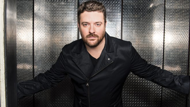 Chris Young heads to BB&T Arena at Northern Kentucky University on Thursday, Jan. 18.