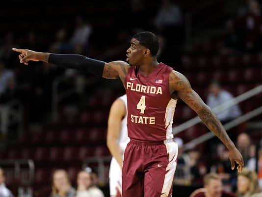NCAA Basketball: Florida State at Boston College