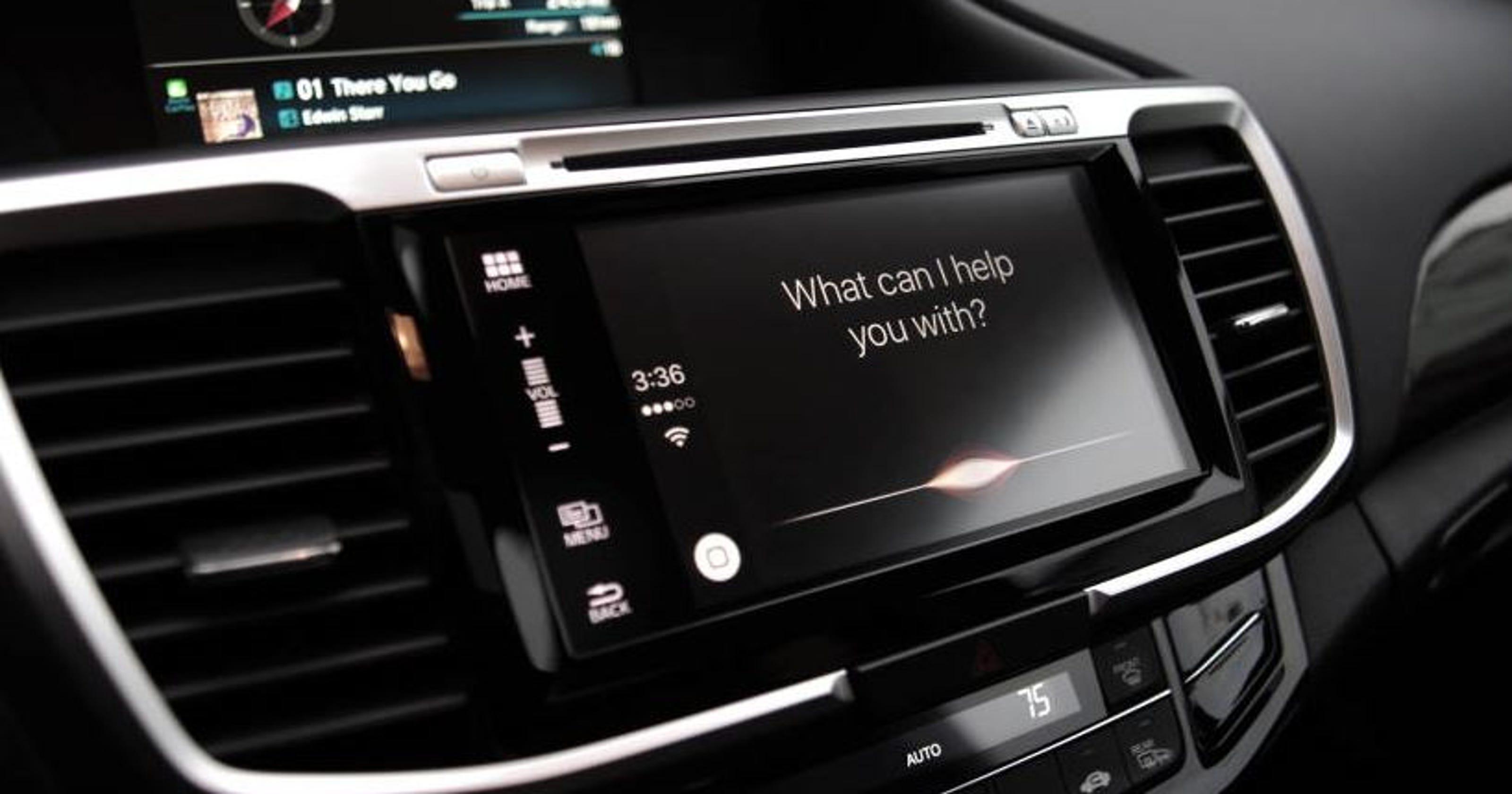 Honda Accord wins with Apple CarPlay, Android Auto
