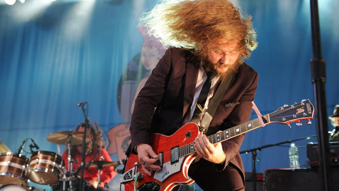 My Morning Jacket has a two-night stand at the Riverside Theater in Milwaukee June 20-21.