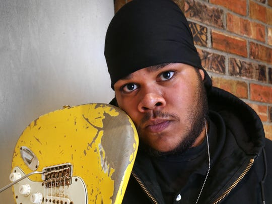 """Local musician Zakk Knight will perform during Art & Soul. """"I want people to know that I'm not a strictly blues guy,"""" said Knight."""