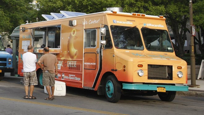 Rochester-based food truck Macarollin was featured on QVC.