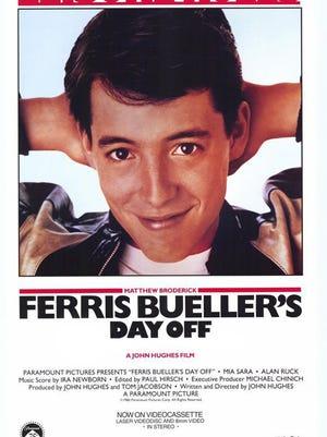 "Matthew Broderick starred in the 1986 high school hit ""Ferris Bueller's Day Off."""