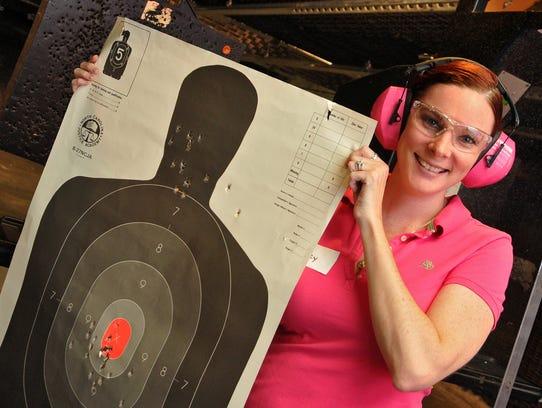 GAN WOMEN AND GUNS 092913