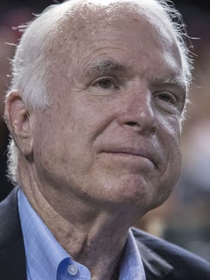 Aug. 25, 2018: Sen. John McCain, R-Ariz. was known as a political maverick. He was a former Vietnam POW and Navy pilot, was a powerful figure in Washington in his six terms as Arizona senator and twice ran for president. After a year-long battle with brain cancer, he died at age 81.