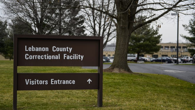 The Lebanon County Correctional Facility is on East Walnut Street in South Lebanon Township.