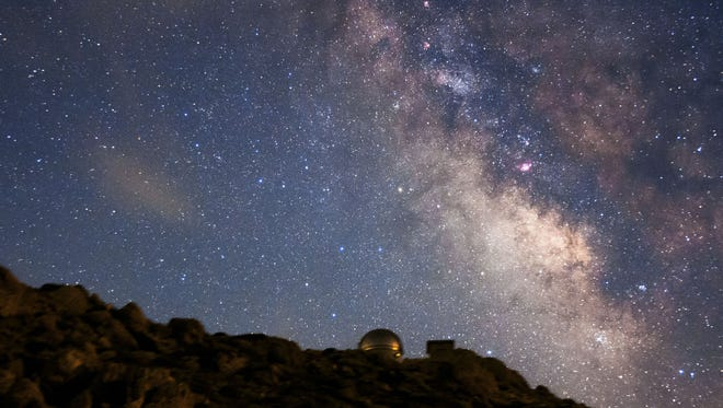 Learn about the night sky above Salem at the Chemeketa Community College Planetarium on Fridays Jan. 12-March 16.