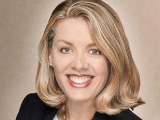 Shelley Broader is president and CEO of Chico's FAS.